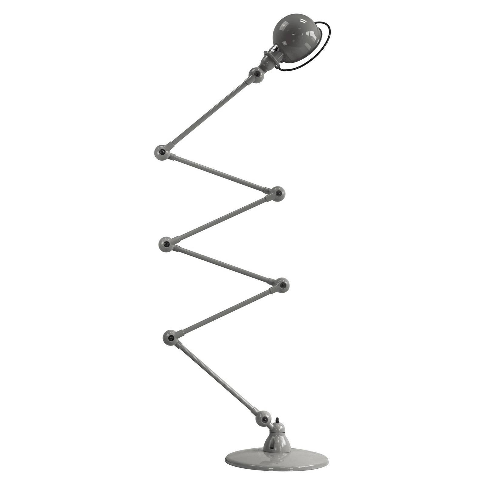 Jieldé Loft D9406, gulvlampe 6x40cm, grå