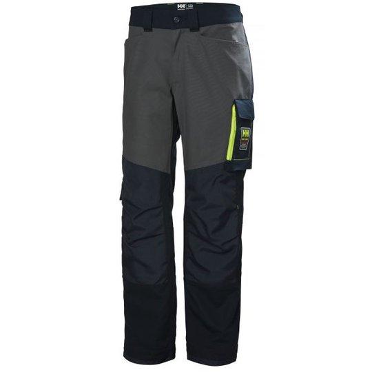 Helly Hansen Workwear Aker Työhousut laivastonsininen/harmaa C50