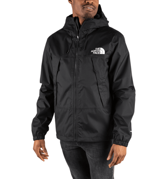 The North Face M 1990 Mountain Q Jacket Jackor BLACK/WHITE