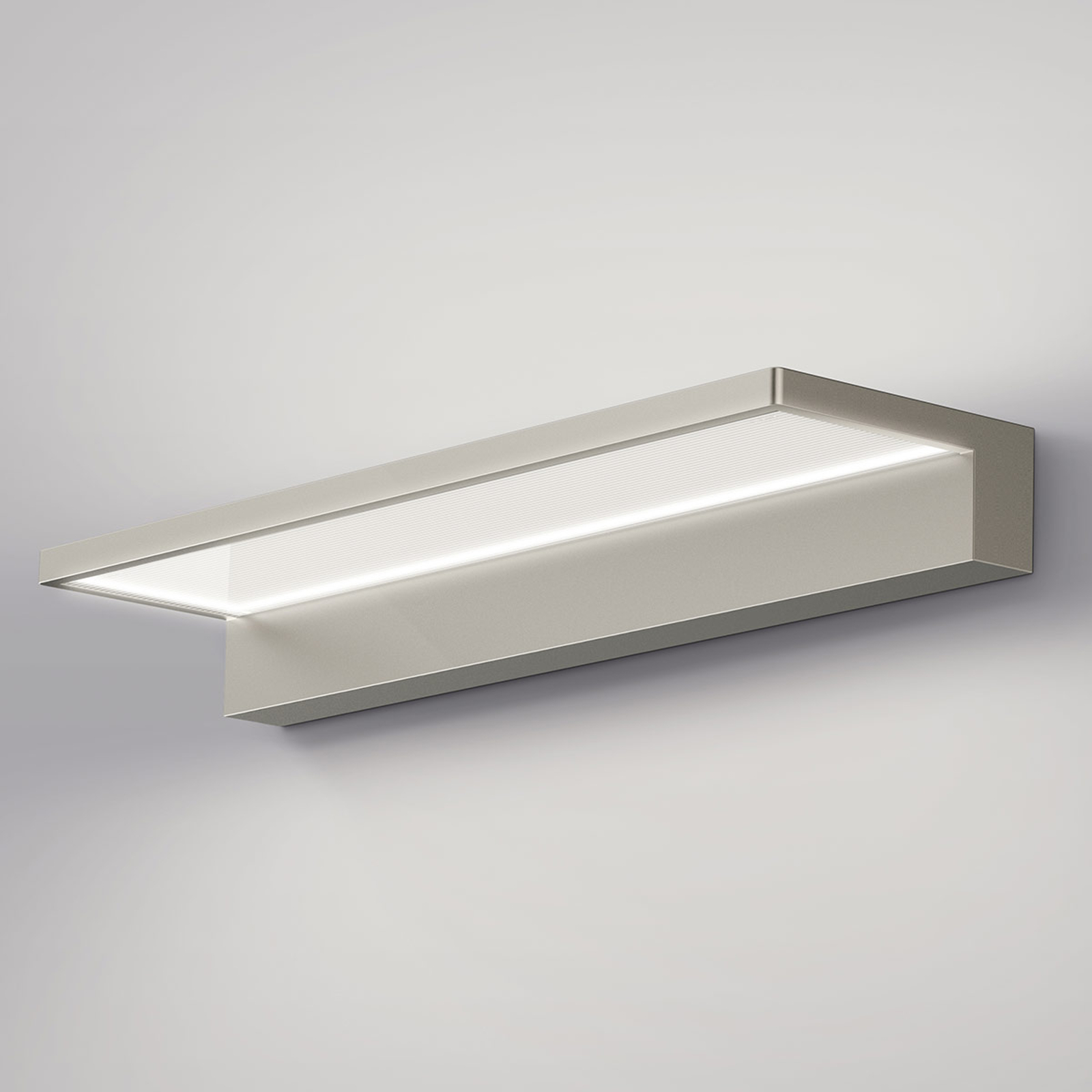 serien.lighting Crib Wall LED-seinävalo ruost ter
