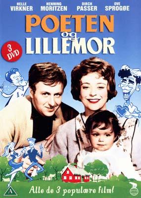 Poeten og Lillemor: Alle 3 populære film