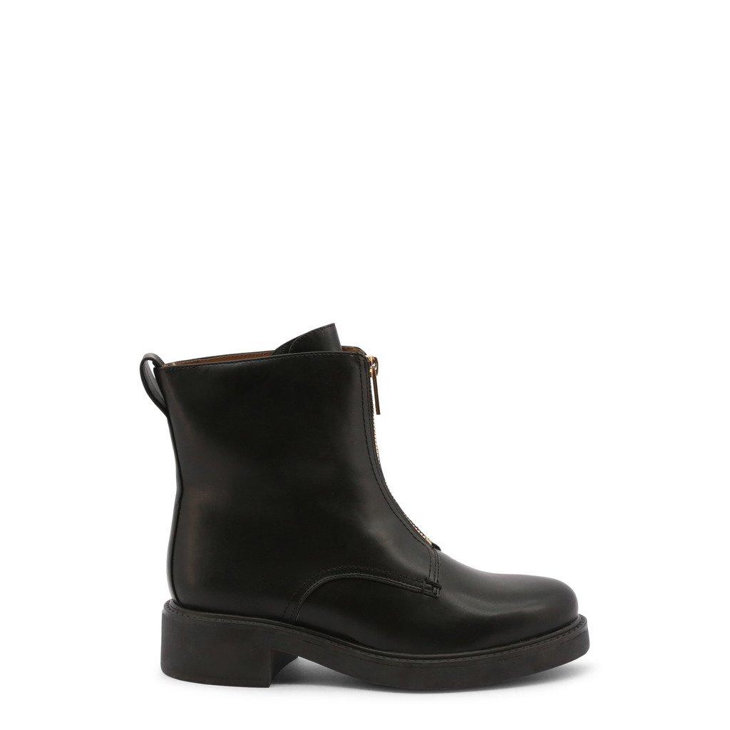 Roccobarocco Women's Ankle Boots Black 342959 - black EU 37