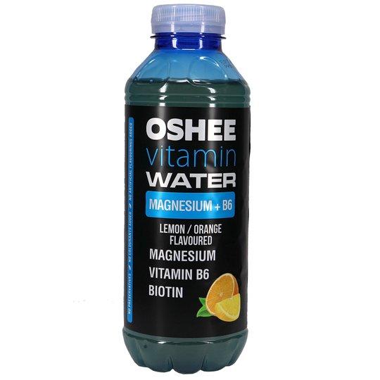 Vitamiinivesi Sitruuna & Appelsiini Magnesium+B6 - 21% alennus