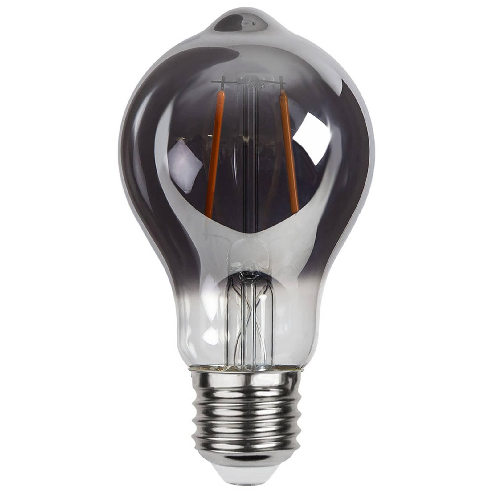 LED-lamppu E27 A60 Edison 2W Plain Smoke 2 100 K