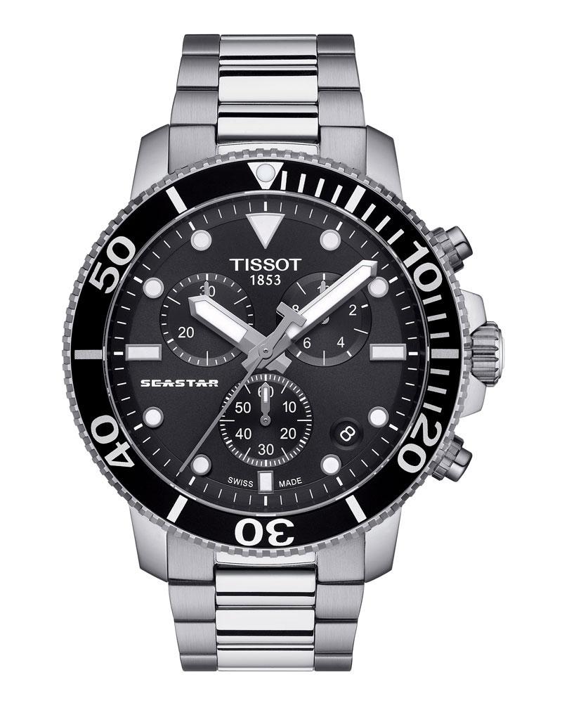 TISSOT Seastar 1000 Chronograph T120.417.11.051.00