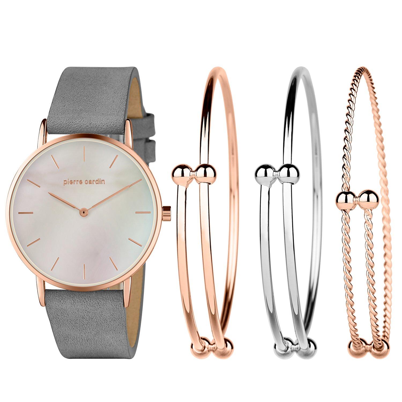 Pierre Cardin Women's Watch Rose Gold PCX7560L304