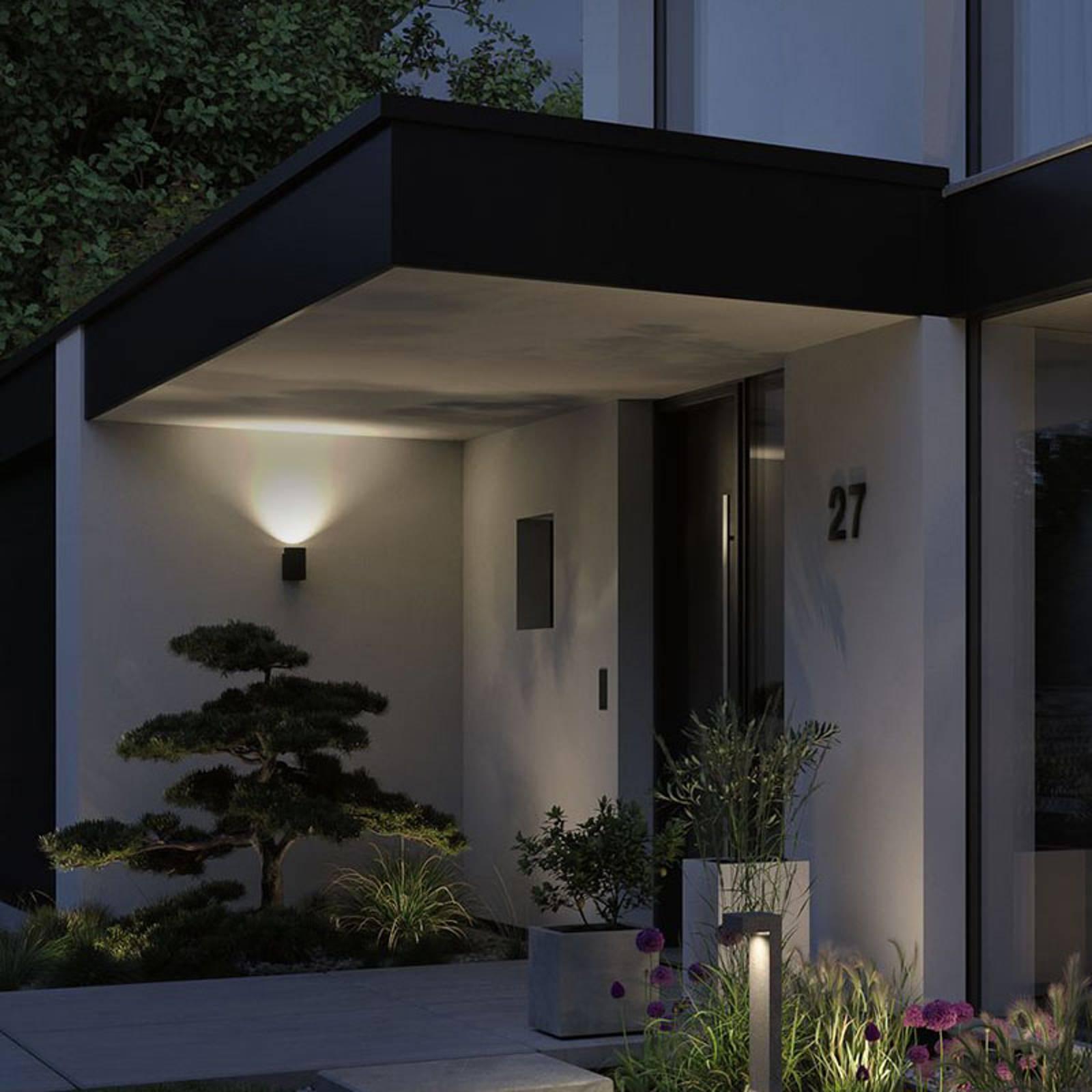 Paulmann Concrea -LED-ulkoseinälamppu