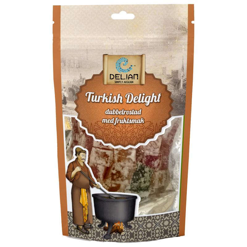 "Godis ""Turkish Delight Frukt"" 100g - 25% rabatt"