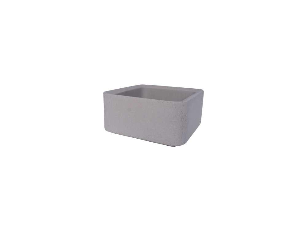 LIKEconcrete - Karin Box Small - Grey (93833)