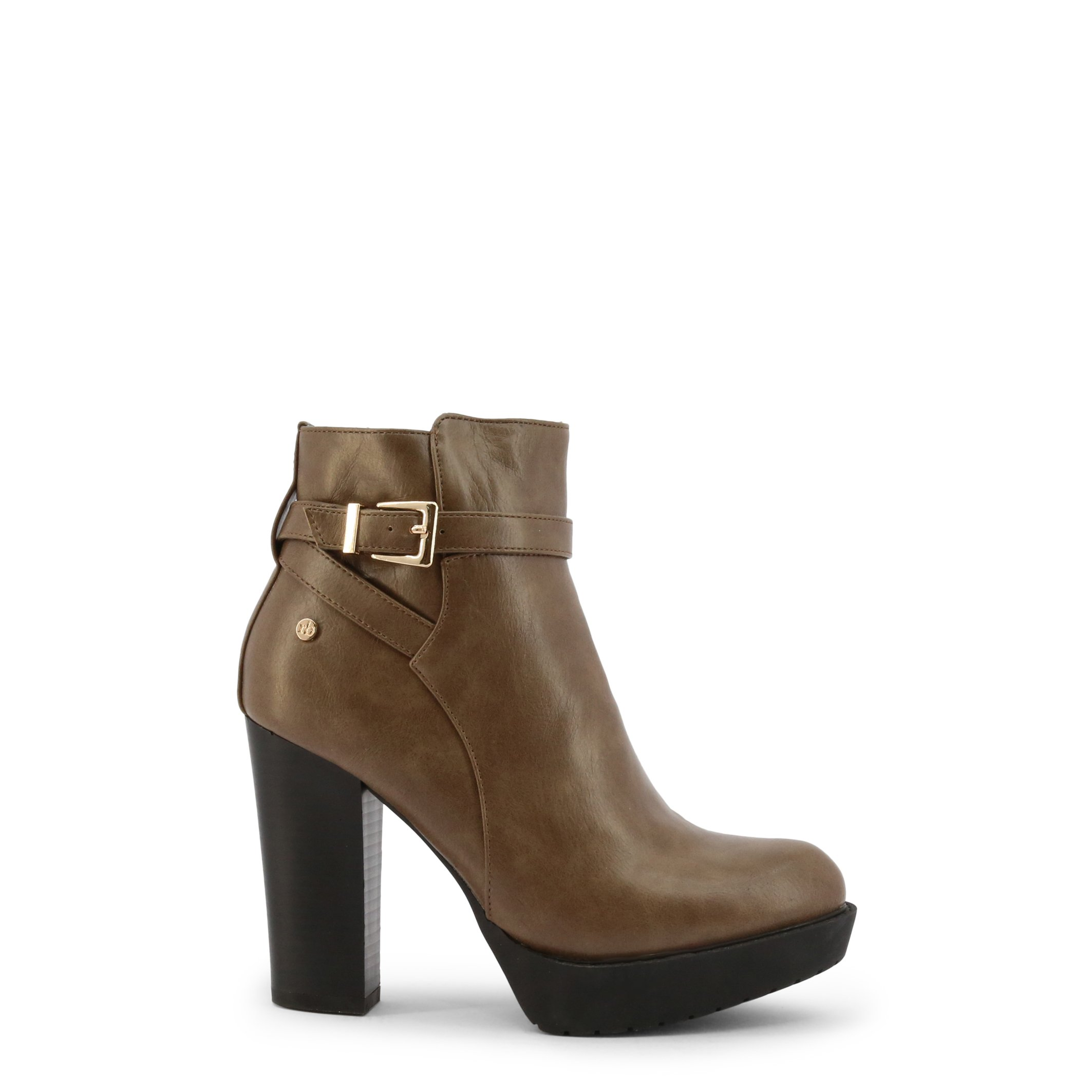 Roccobarocco Women's Ankle Boot Various Colours RBSC1JU02 - brown EU 35
