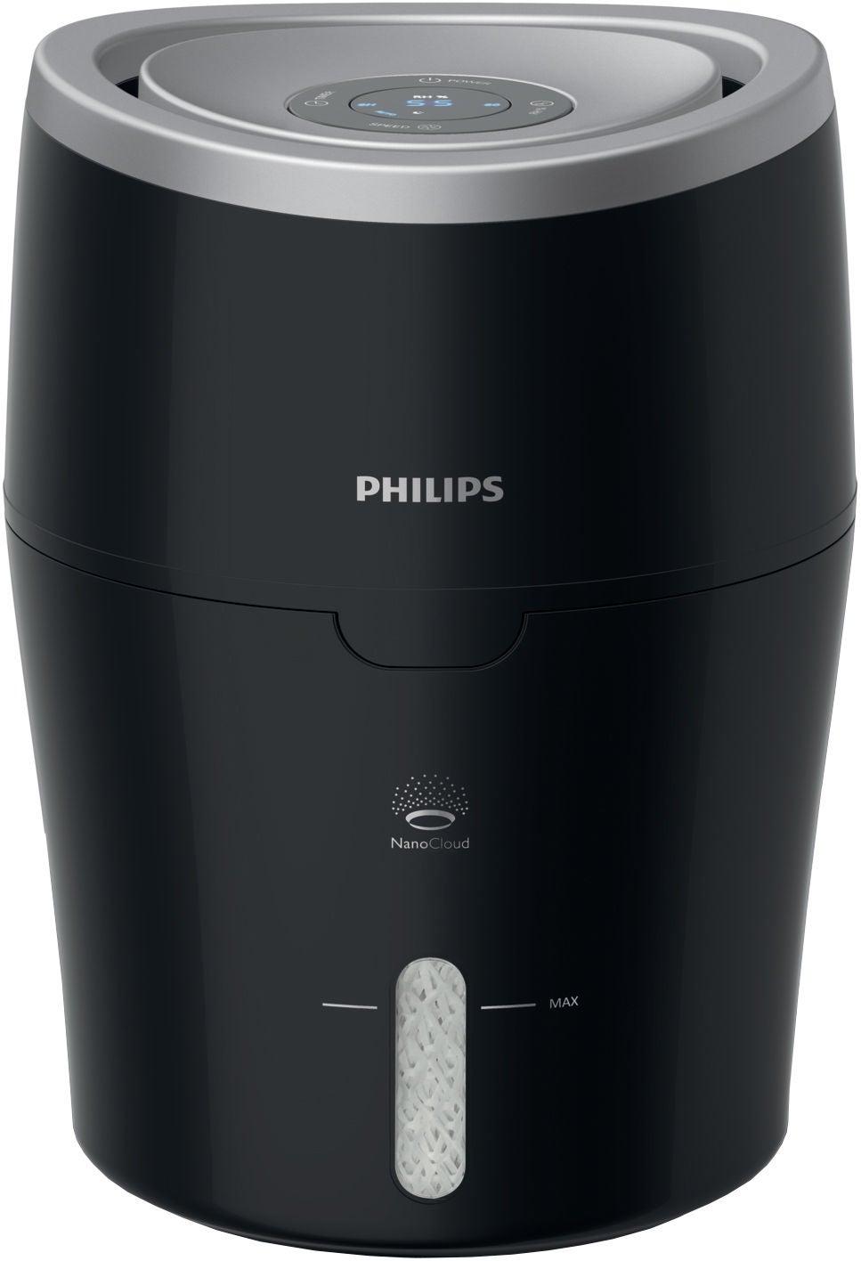 Philips 2000 Ilmankostutin, Musta