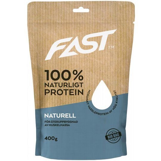 Proteinpulver Naturell 400g - 75% rabatt