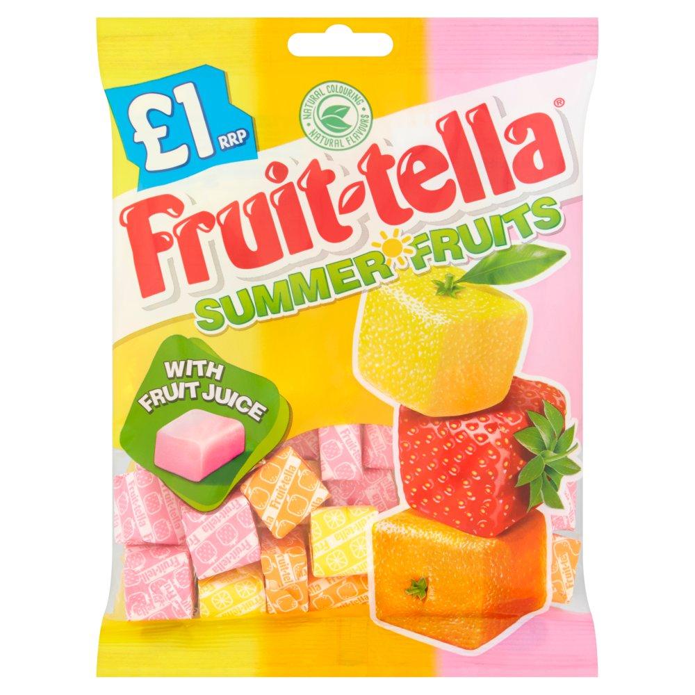 Fruittella Summer Fruits 135g