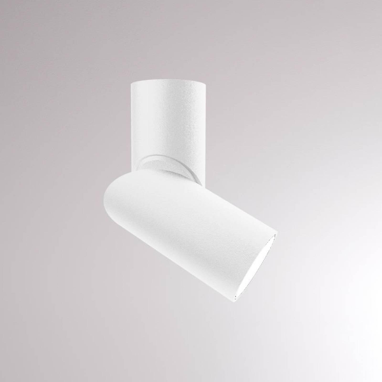 LOUM Turn 4 -LED-kattospotti, valkoinen