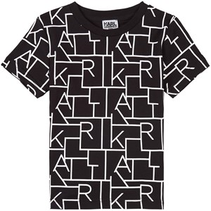 Karl Lagerfeld Kids Karl T-shirt Svart 14 år