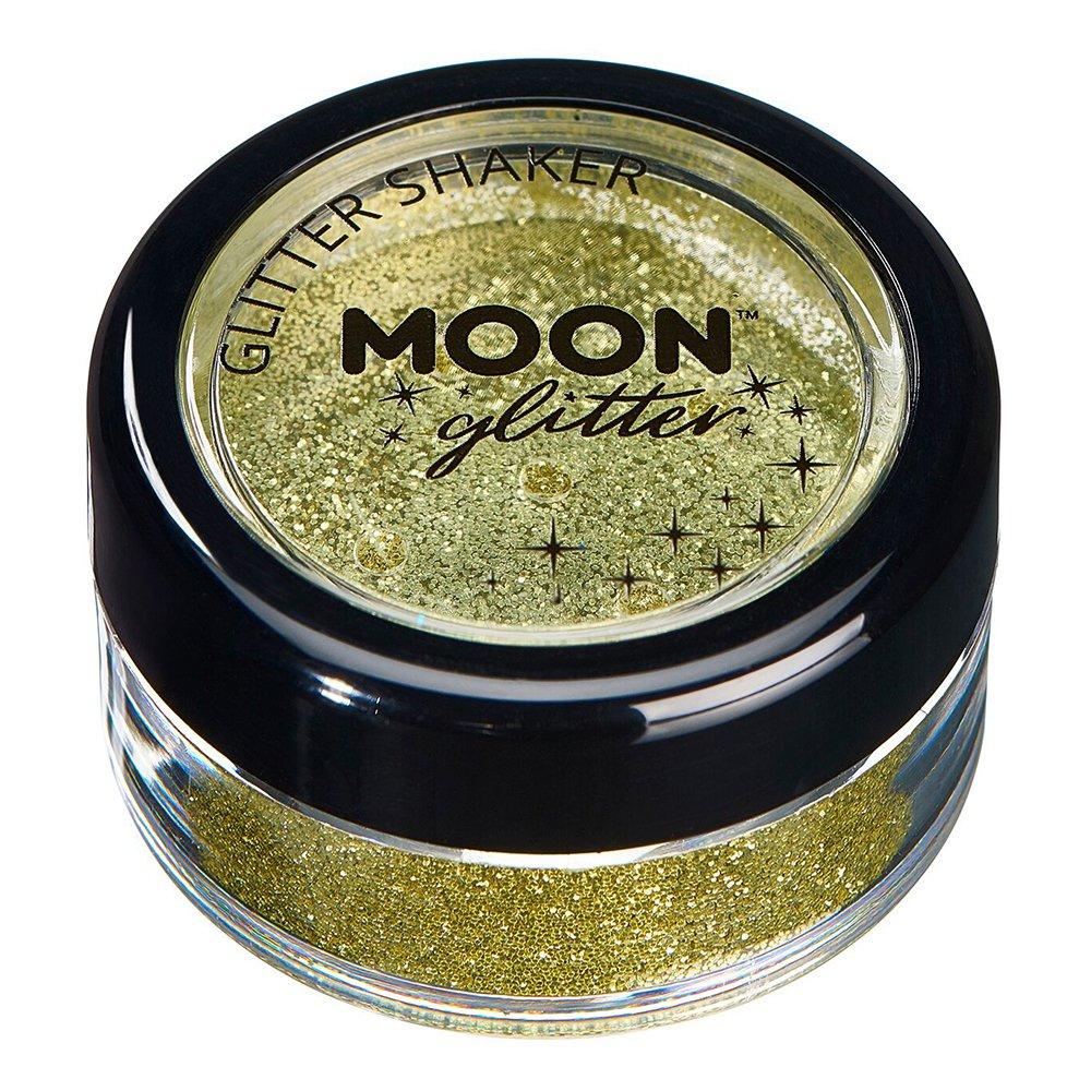 Moon Creations Fine Glitter Shaker - Guld