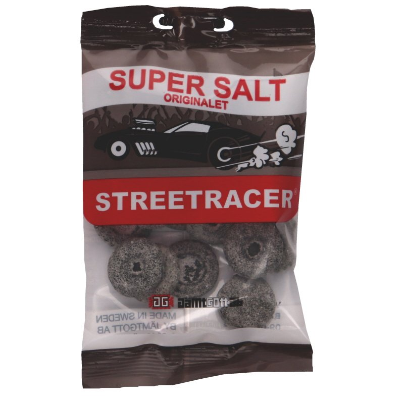 Godis Supersalt - 24% rabatt