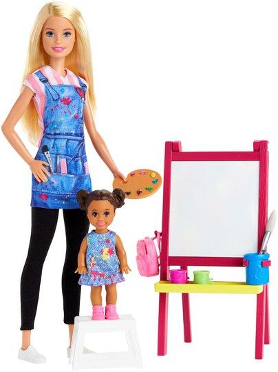 Barbie Dukke Kunstlærer