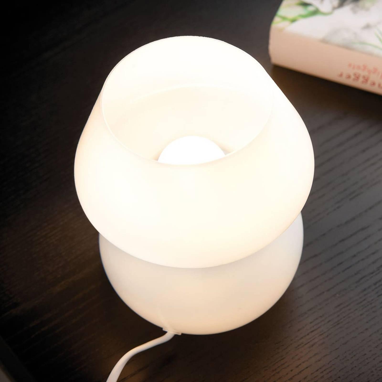 Paulmann-LED-pisaralamppu E27 3,5W 2700K opal 3kpl