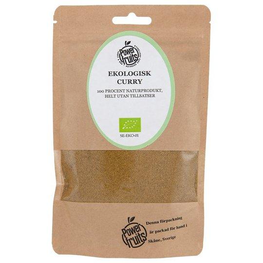 Powerfruits Ekologisk Curry, 100 g