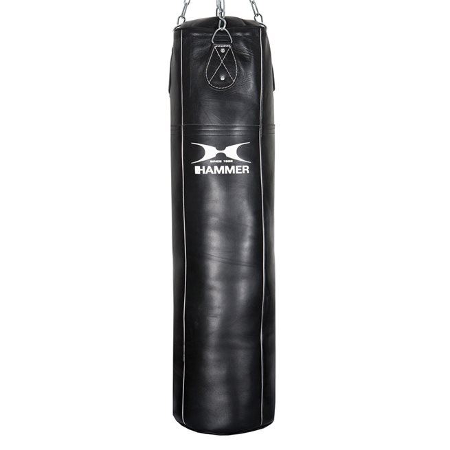 Hammer Boxing Punching Bag Cowhide Professional, Kampsportsäck