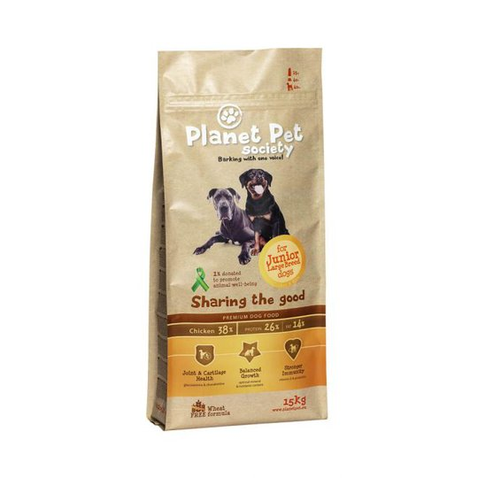 Planet Pet Society Junior Large Breed