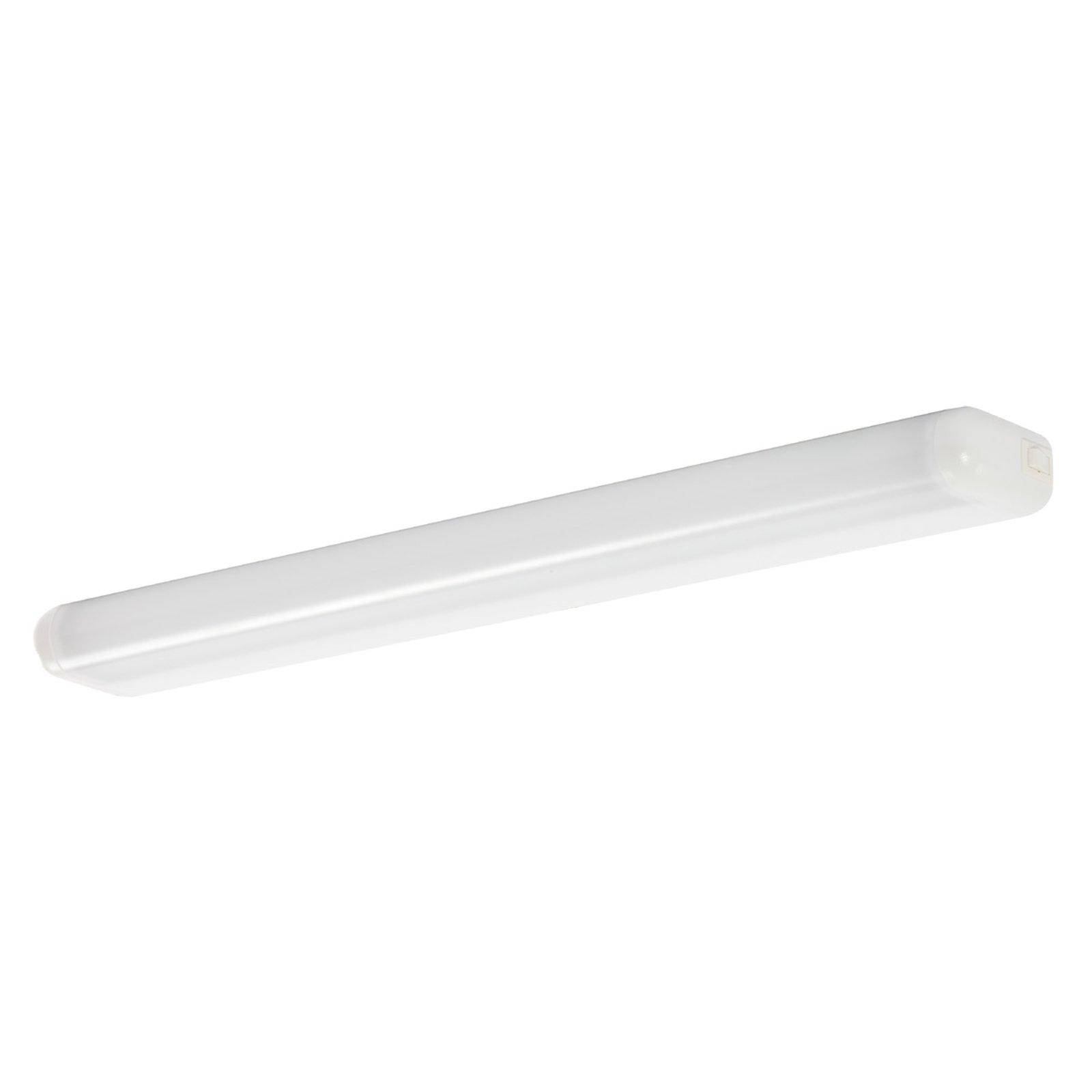 Smal SP baderoms- og speillampe 64,5 cm