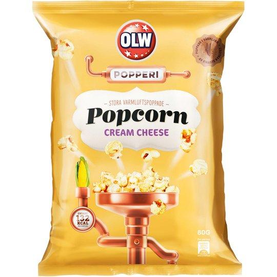 Popcorn Cream Cheese - 7% rabatt