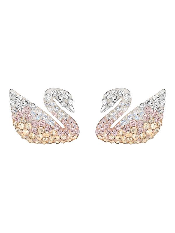 Swarovski Iconic Swan Örhängen 5215037