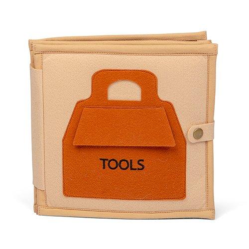 That's Mine - Felt Playing Book Tools (QB401)