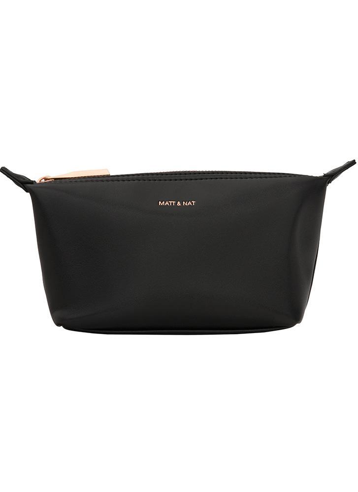 Matt & Nat Abbi Mini Cosmetic Bag Black