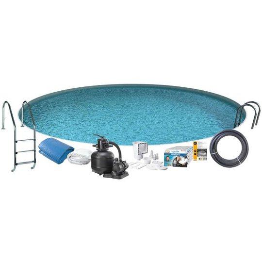 Swim & Fun 2790 Allaspaketti Ø3,5 x 1,2 m, 10 102 l