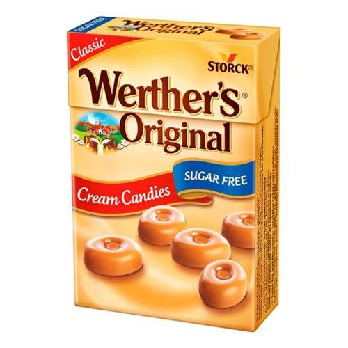 Werthers Original Sockerfri - 42 gram