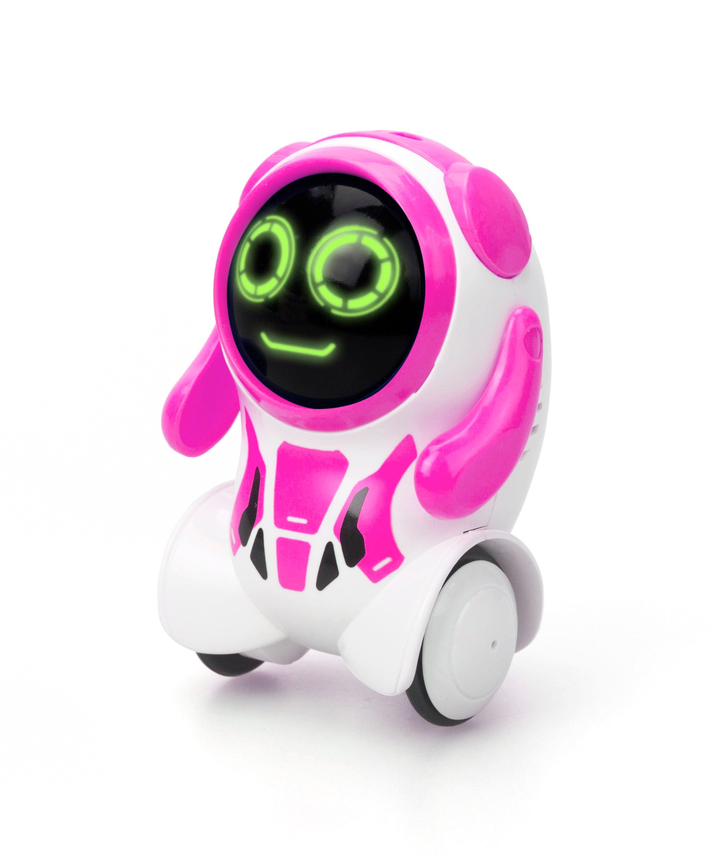 Silverlit - Pokibot Round Robot - Pink