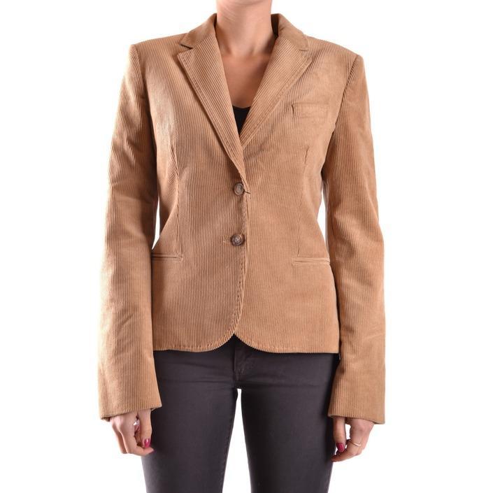 Dolce & Gabbana Women's Blazer Brown 164291 - brown 44