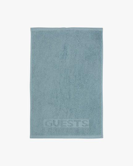 Vieraspyyhe, Guests