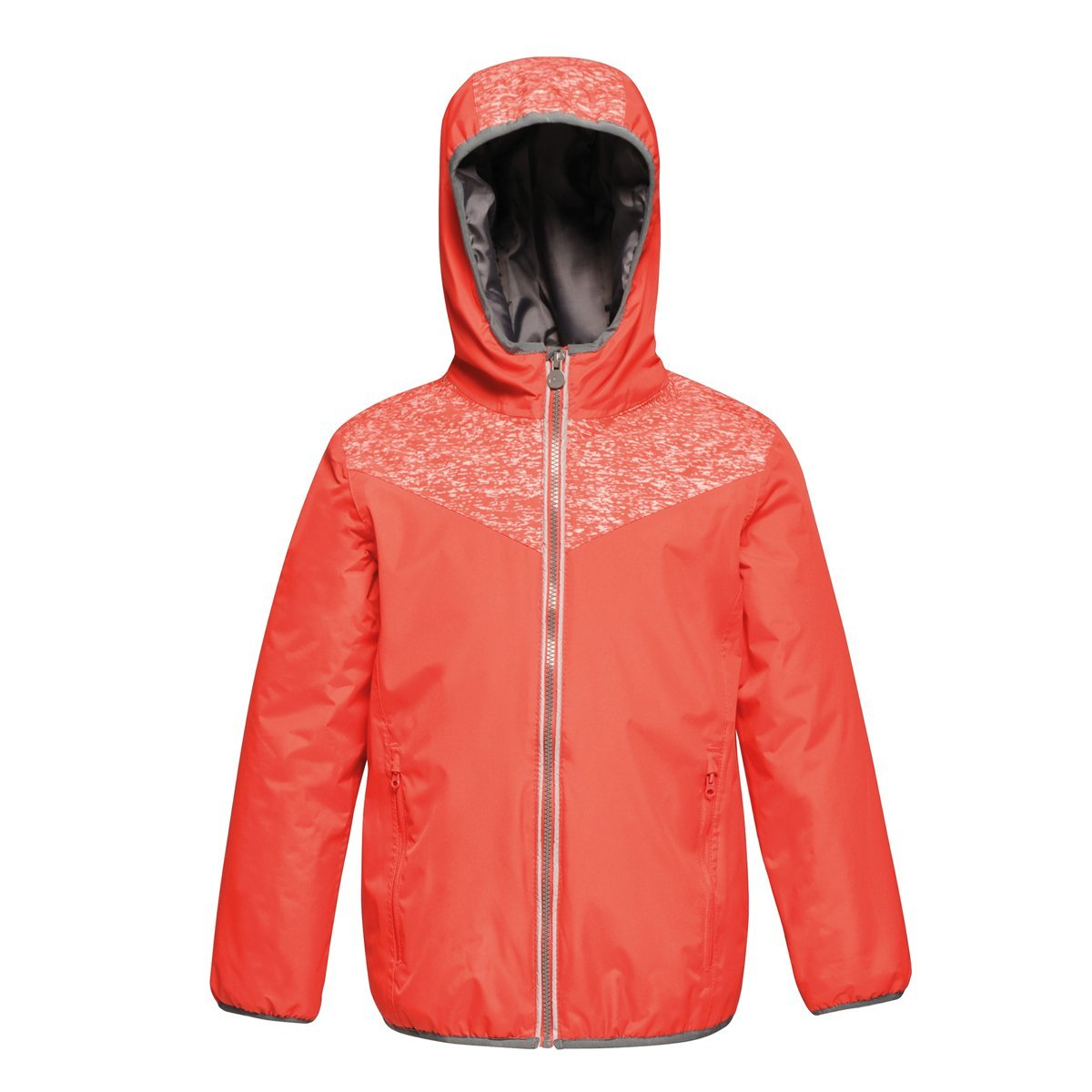 Regatta Kids' Reflector Jacket Various Colours T_TRA318 - Classic Red 5/6 Years