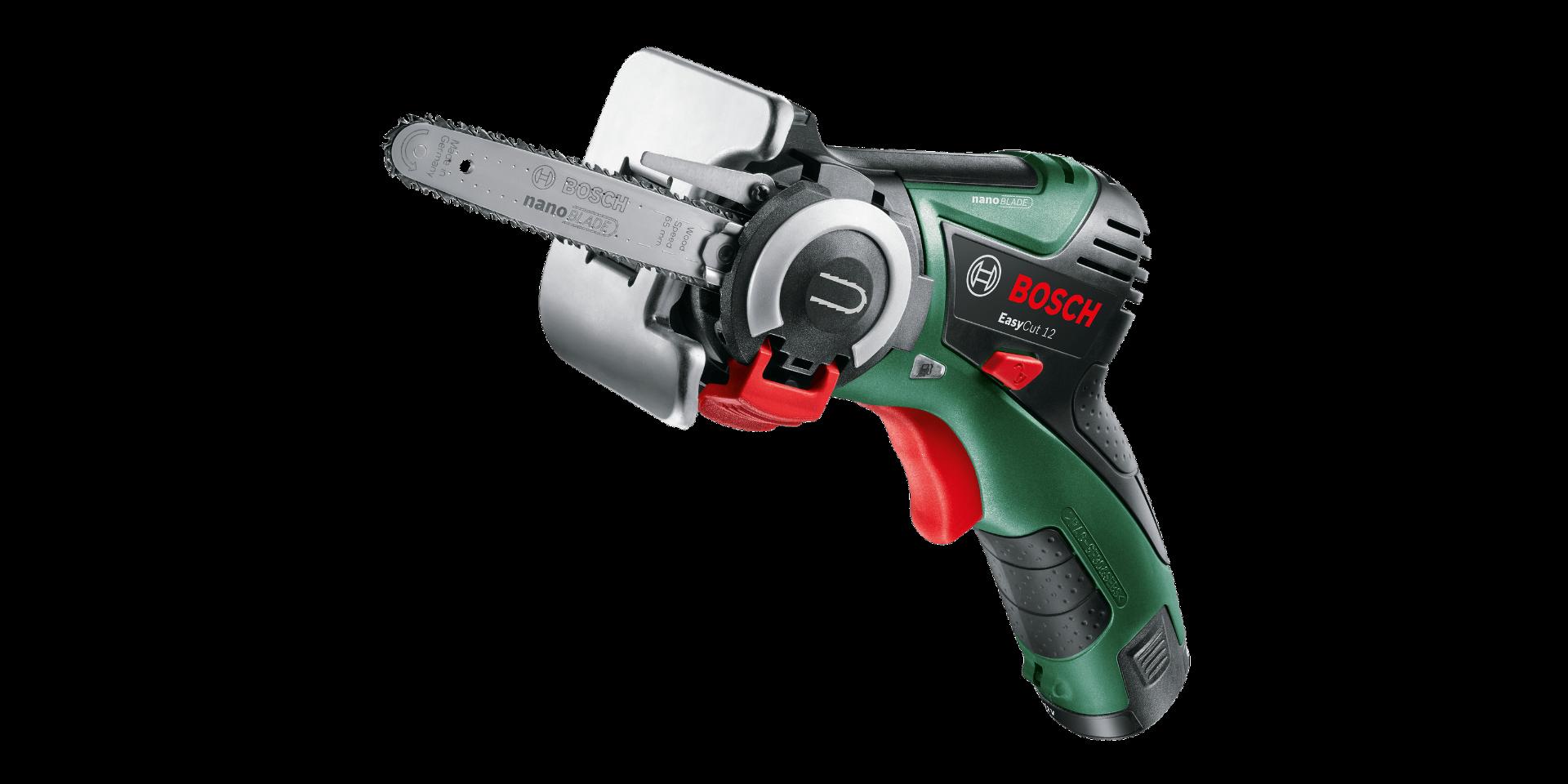 Bosch MultiSag Easycut 12V 2.5 Ah med Batteri og Lader