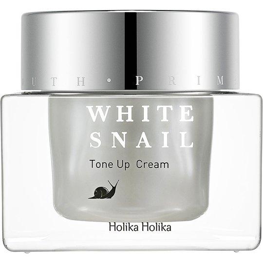 Prime Youth White Snail Tone Up Cream, 50 ml Holika Holika Vaihe 9: Kosteusvoide