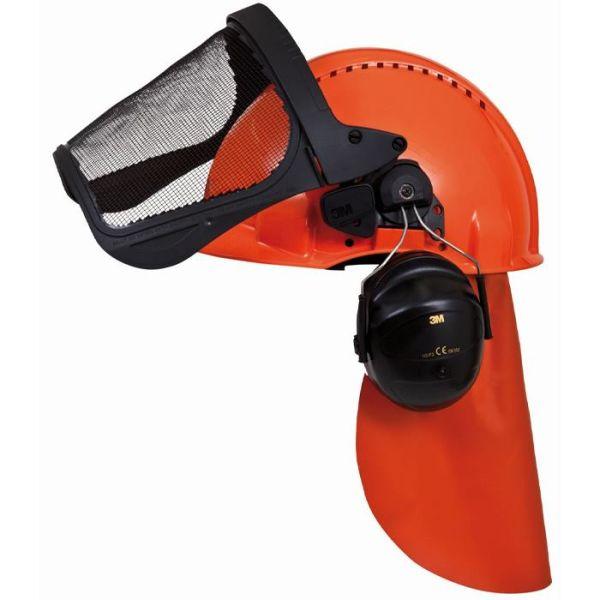 Bahco 5405 Hjelm med tilbehør