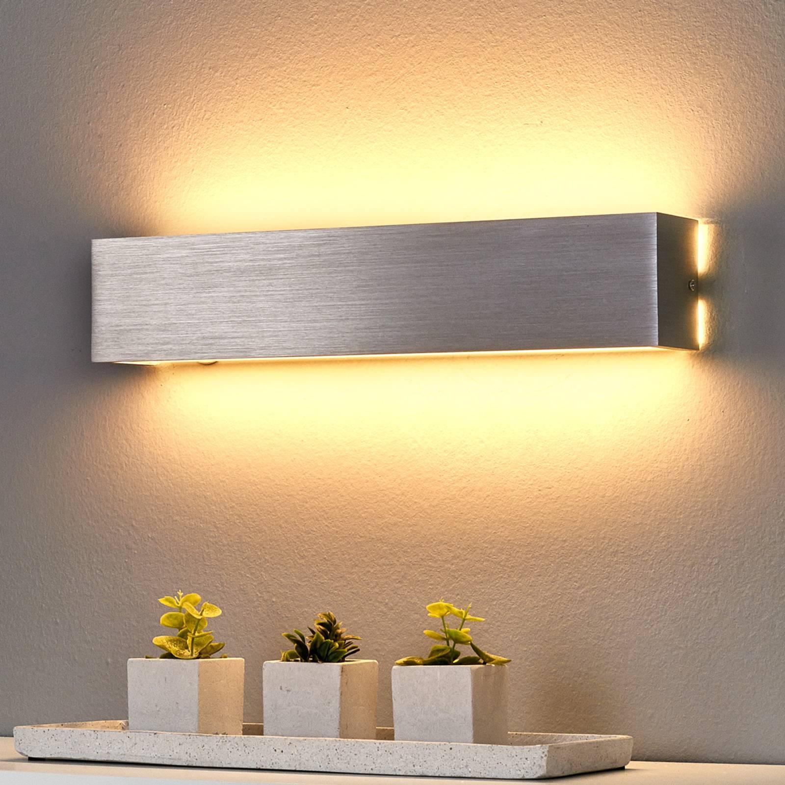 Alumiininen Ranik-seinävalaisin LEDillä