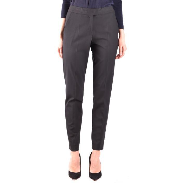 Armani Jeans Women's Trouser Black 160838 - black 40