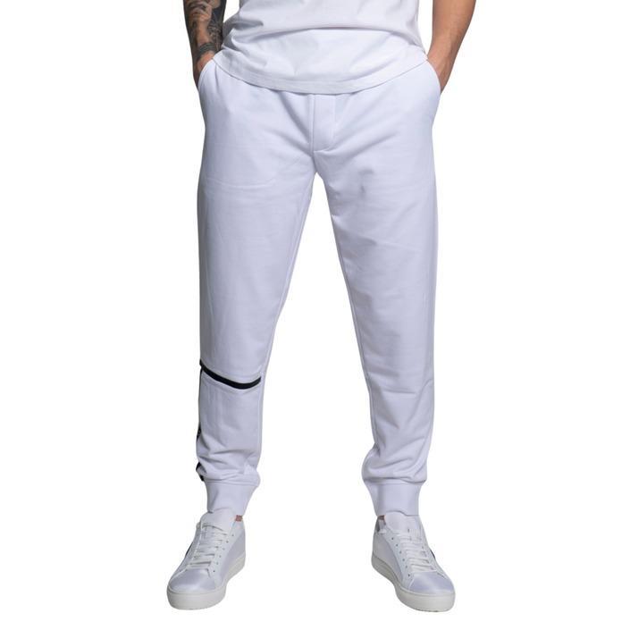 Armani Exchange Men's Trouser White 189710 - white XS