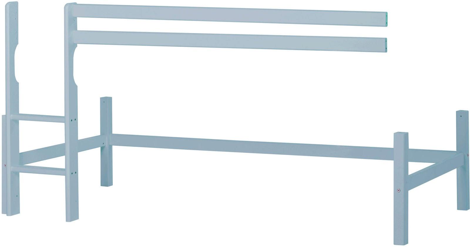 Hoppekids Parvisängyn Runko Basic 90x200, Blue