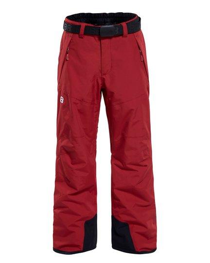 8848 Altitude Inca JR Skibukse, Red 120