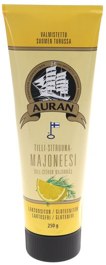 Majoneesi Tilli & Sitruuna - 78% alennus