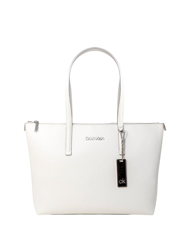 Calvin Klein Women's Handbag Various Colours 269988 - white UNICA