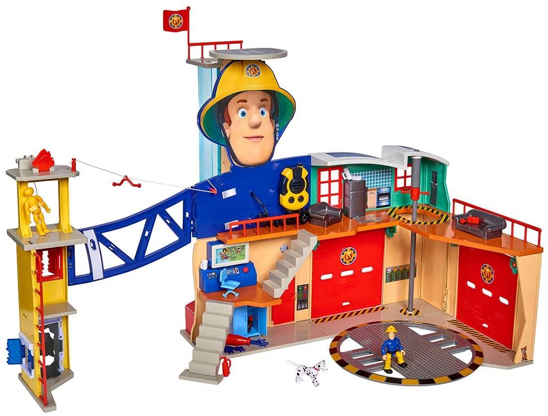 Fireman Sam - Ultimate Firestation XXL
