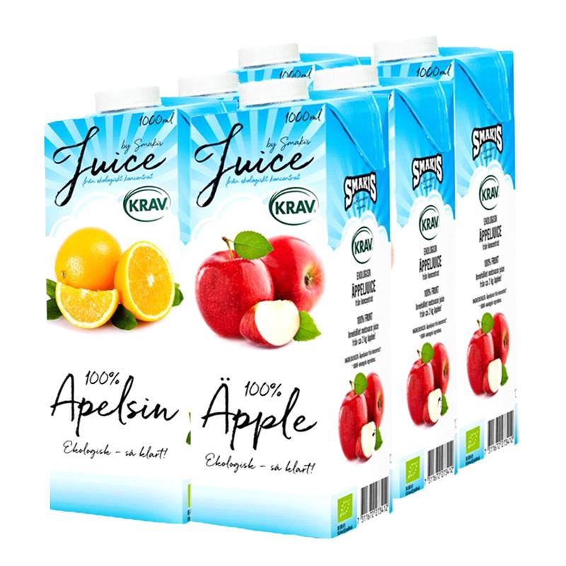 Eko Juicepaket - 42% rabatt