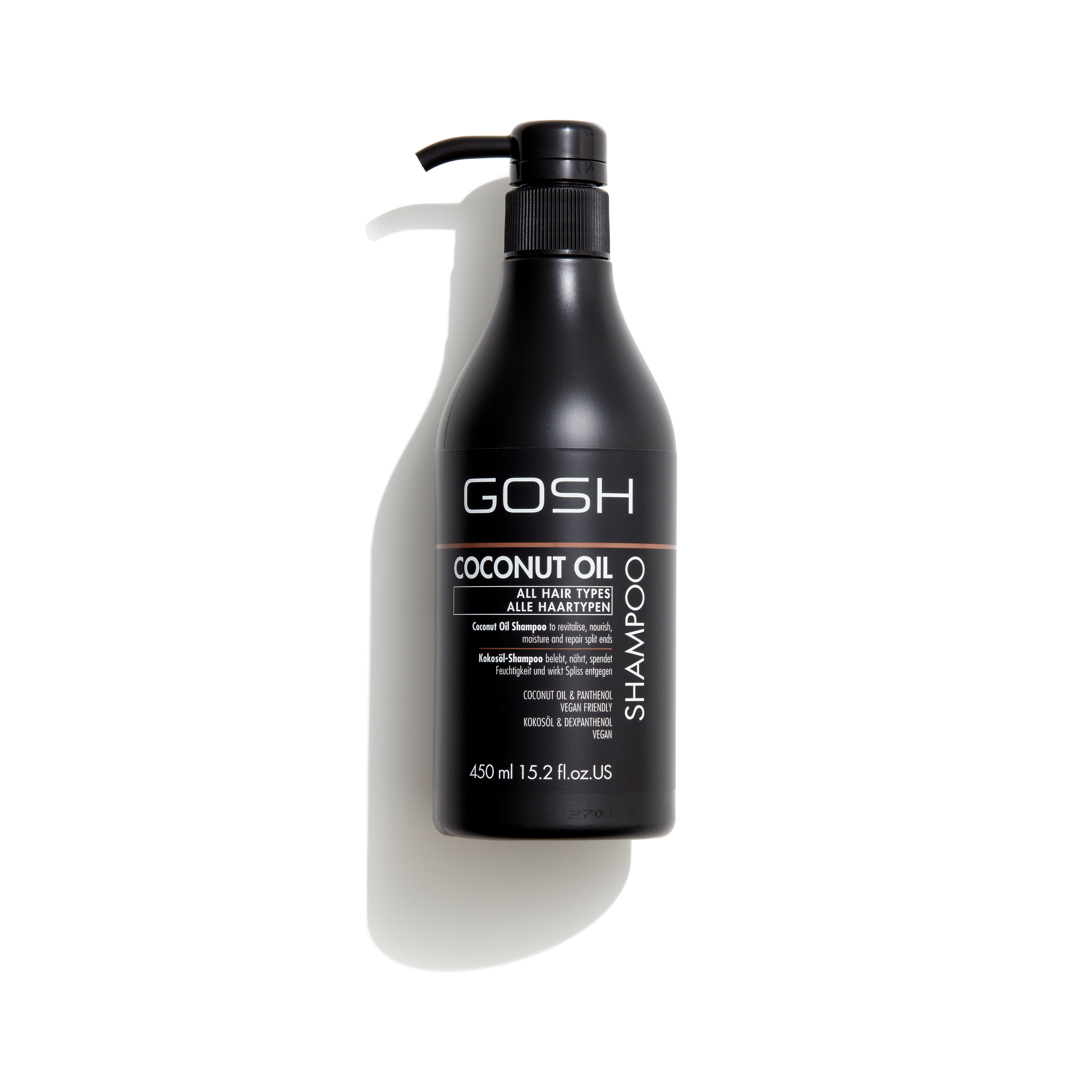 GOSH - Coconut Oil Shampoo 450 ml